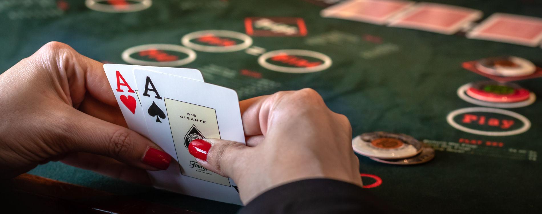 make a casino deposit